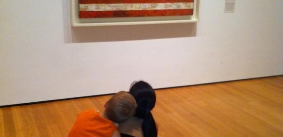 E invece noi andiamo al museo con i bambini!