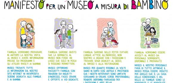 Manifesto dei Musei a Misura di Bambino