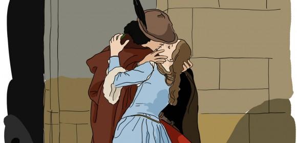 """Un """"bacio"""" per San Valentino"""