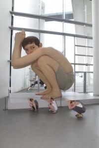 Boy Ron Muecks  AROS Art Museum di Aarhus, Danimarca