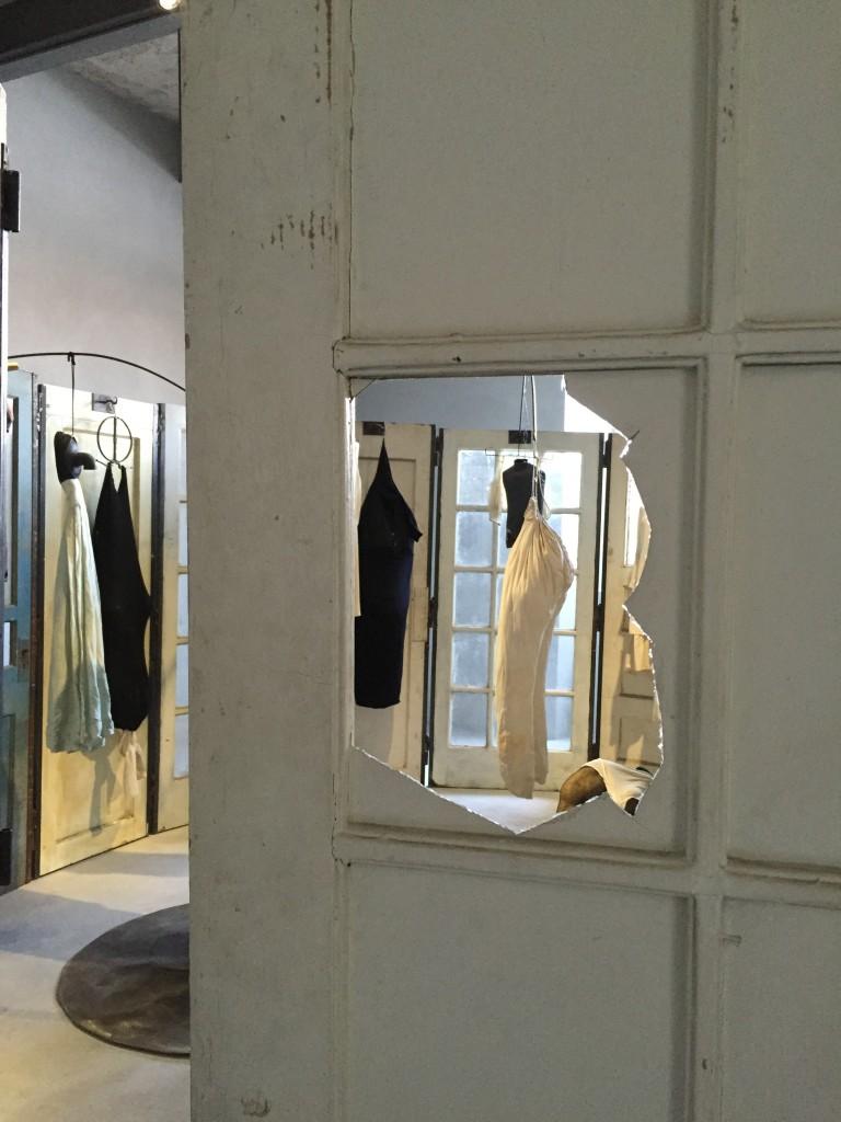 La stanza di Louise Bourgeois