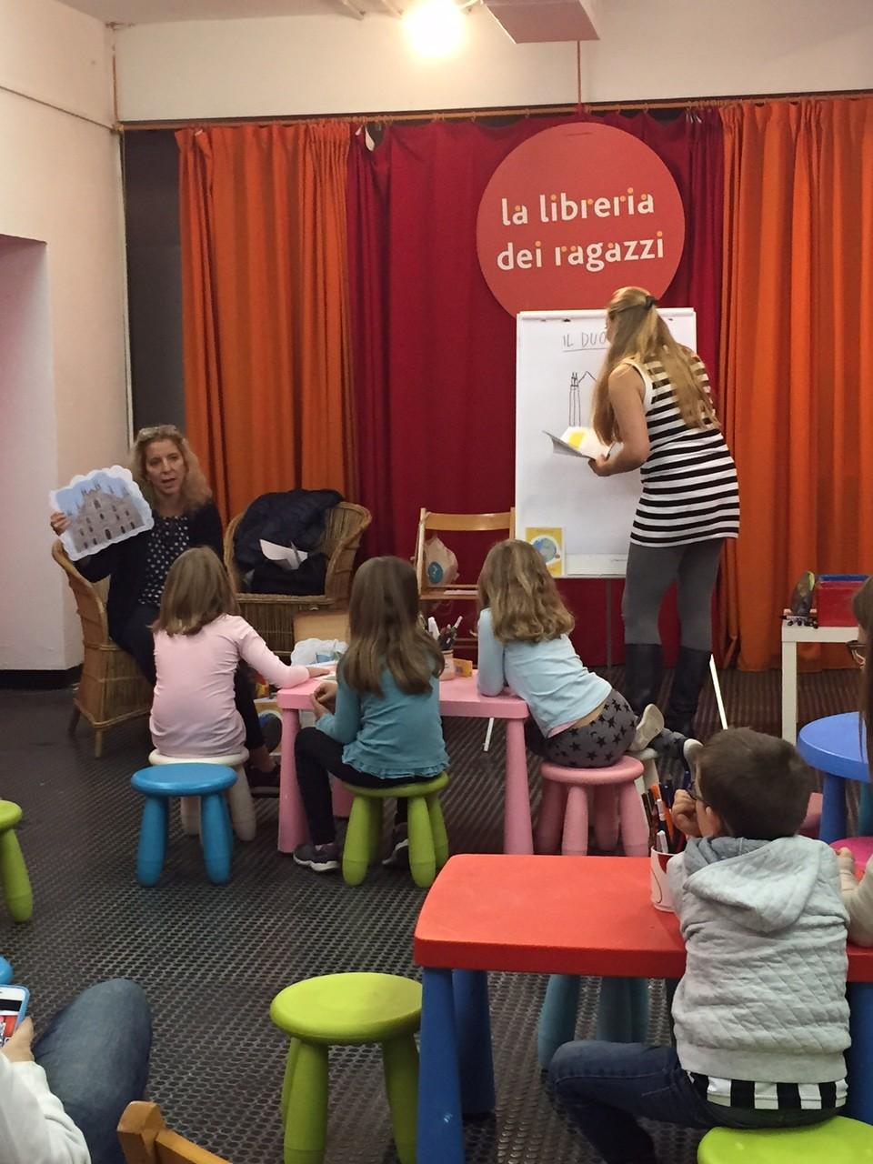 La mia Milano - Libreria dei ragazzi