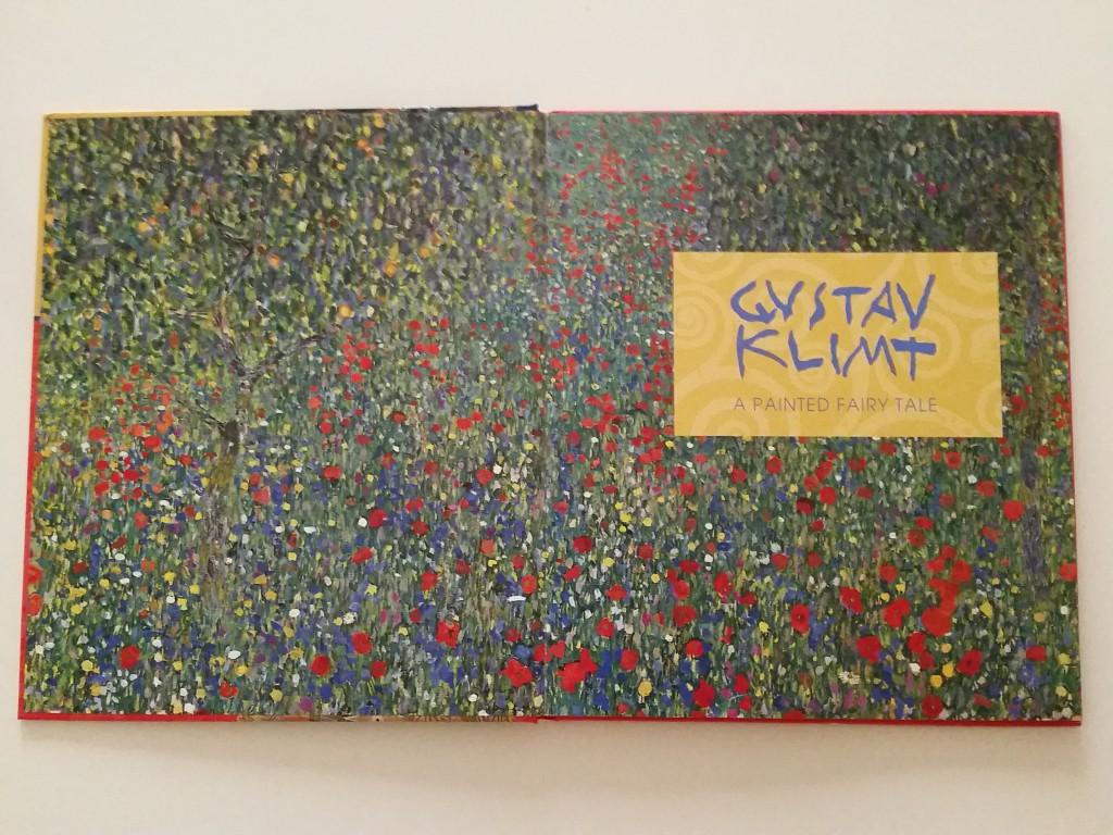 Il libro di Klimt che ha ispirato l'attività