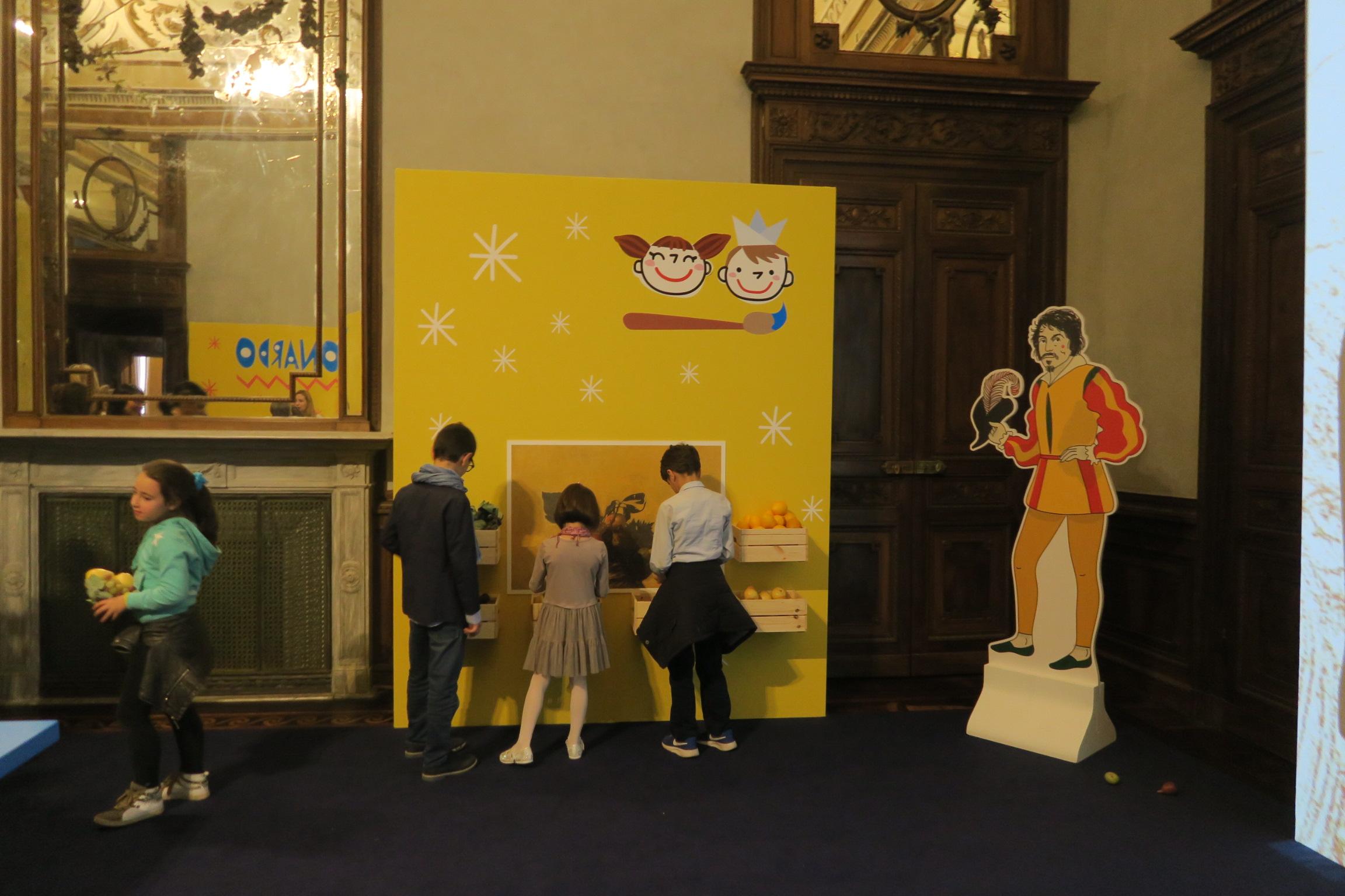 La storia dell 39 arte raccontata ai bambini for Adorno storia dell arte