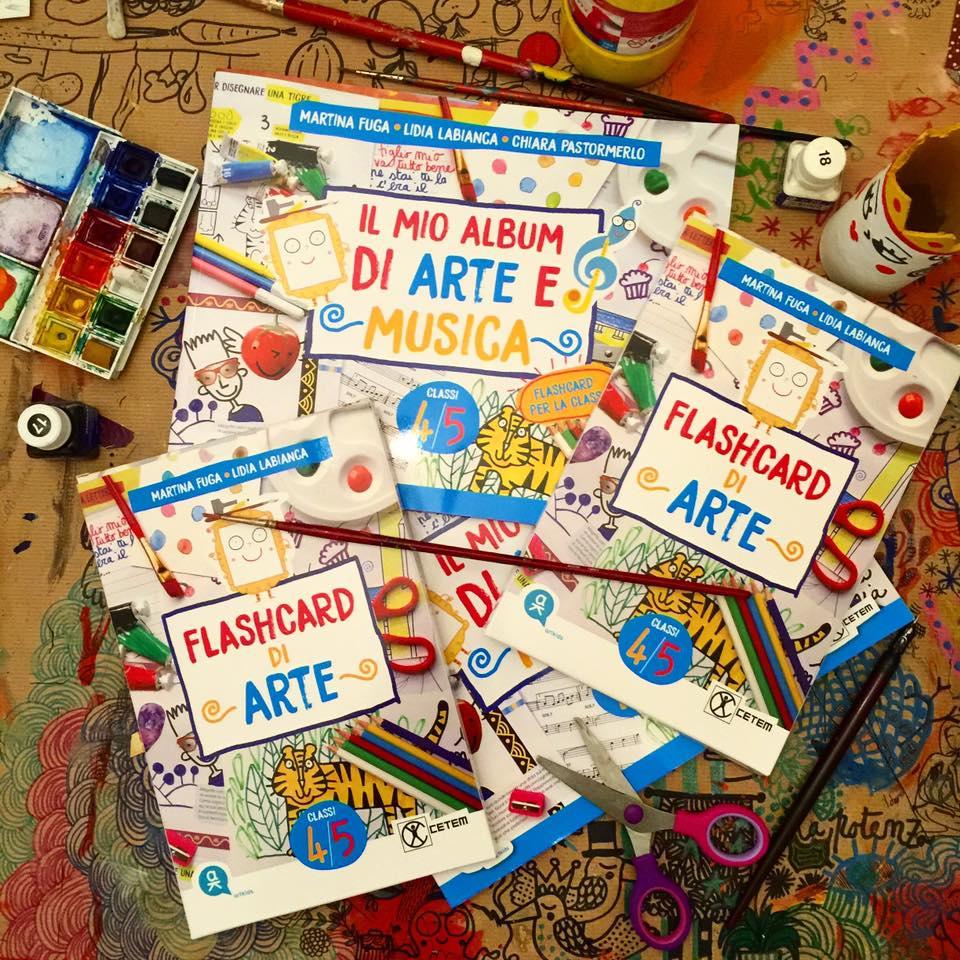 Il Mio Album Di Arte E Musica Artkidsit